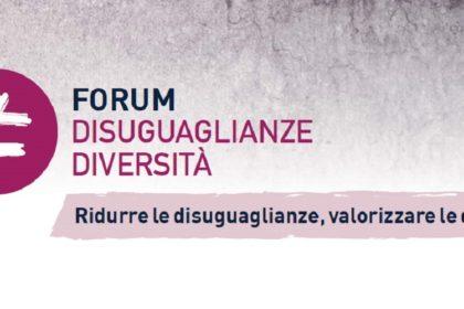 Parte il Forum Disuguaglianze Diversità