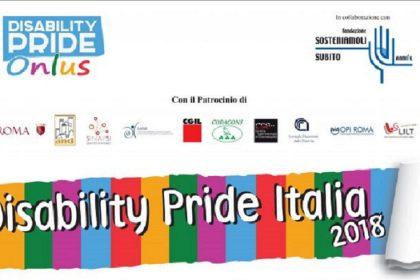 Torna a Roma il Disability Pride