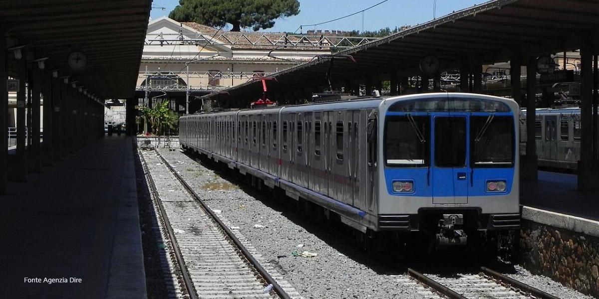 Avventure in carrozzina sul treno Roma-Lido