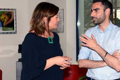 Pomezia, progetto POINT: il Sindaco visita la Cooperativa aCapo