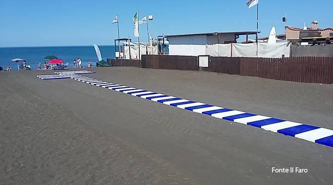 Accessibilità, un'opportunità per il litorale romano
