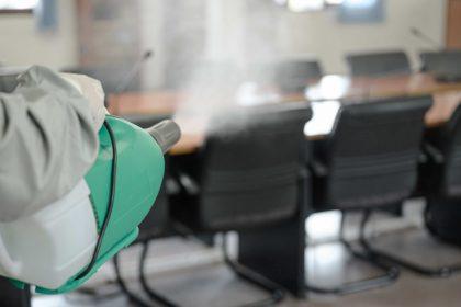 sanificazione luoghi ufficio
