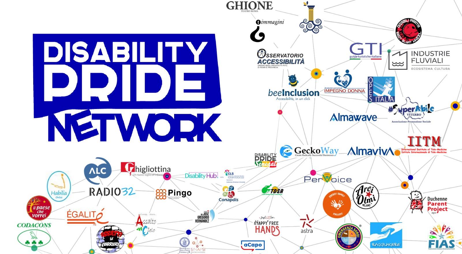 E' nato il Disability Pride Network